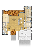 Sailfish Model - Floor Plan
